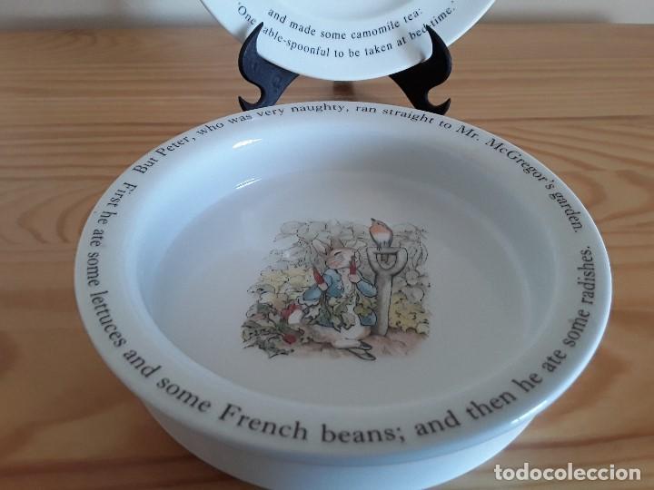 Antigüedades: Porcelana inglesa Wedgwood. Peter Rabbit - Foto 5 - 103615907