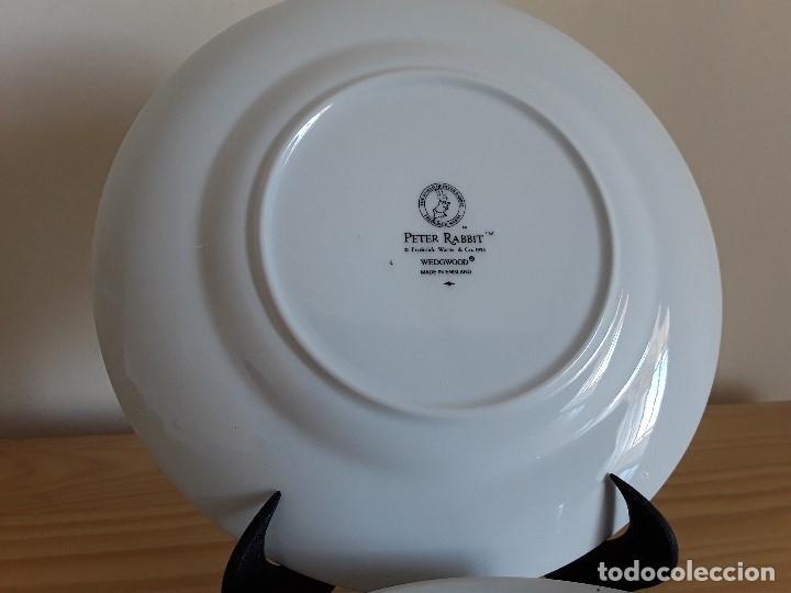 Antigüedades: Porcelana inglesa Wedgwood. Peter Rabbit - Foto 7 - 103615907