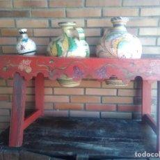 Antigüedades: 2 JARRONES TALAVERA PUENTE DEL ARZOBISPO GRANDES. Lote 103627759