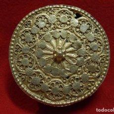 Antigüedades: INDIA. AROS PARA LÓBULO DE OREJA, PARA CLASES NOBLES O MAHARAJAS. IMPERIO MOGOL. SIGLOS XVII A XIX.. Lote 103666755
