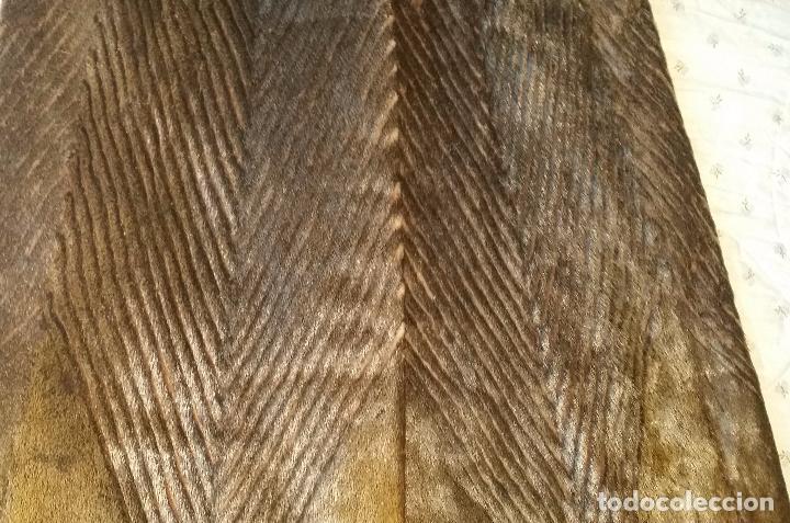 Antigüedades: Abrigo de piel natural - Foto 21 - 103674079