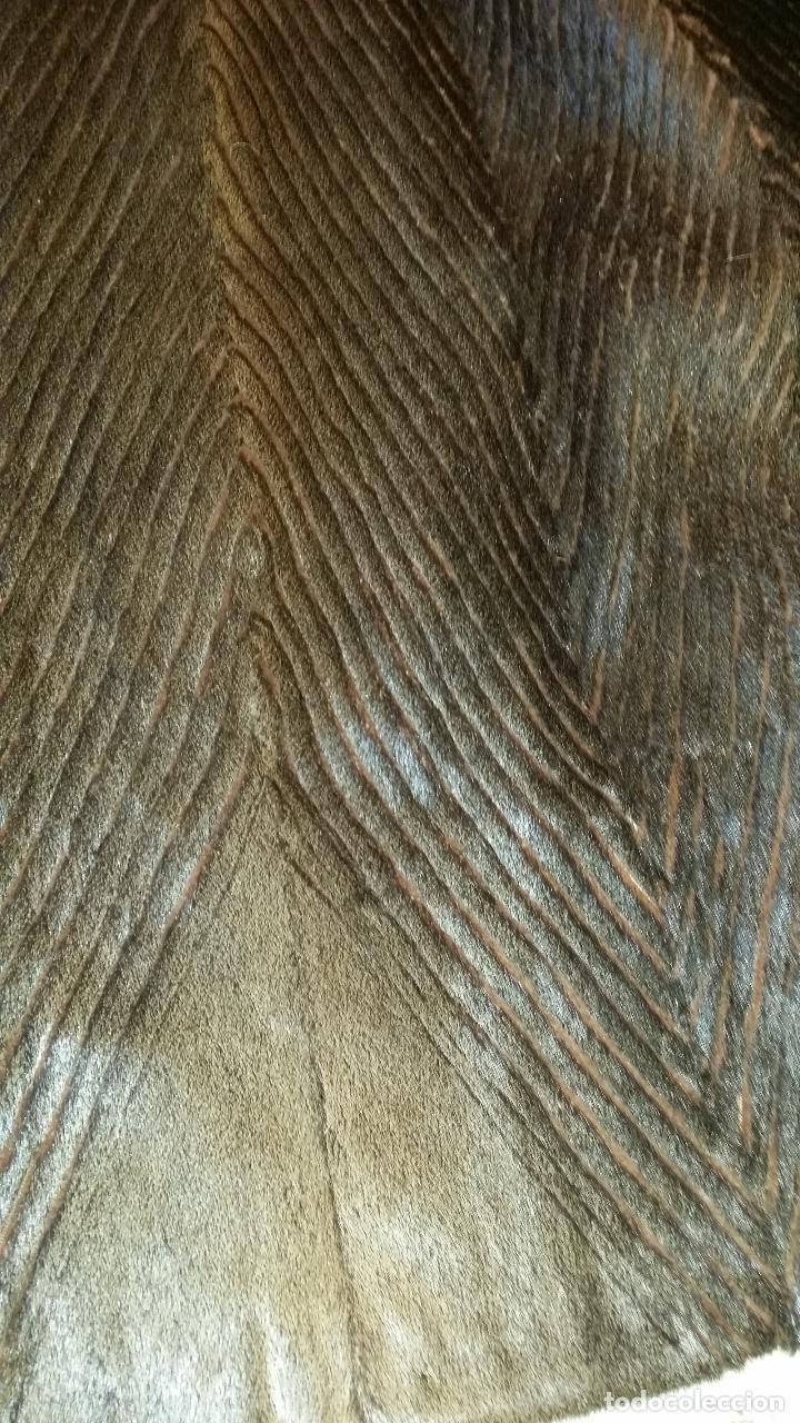 Antigüedades: Abrigo de piel natural - Foto 22 - 103674079