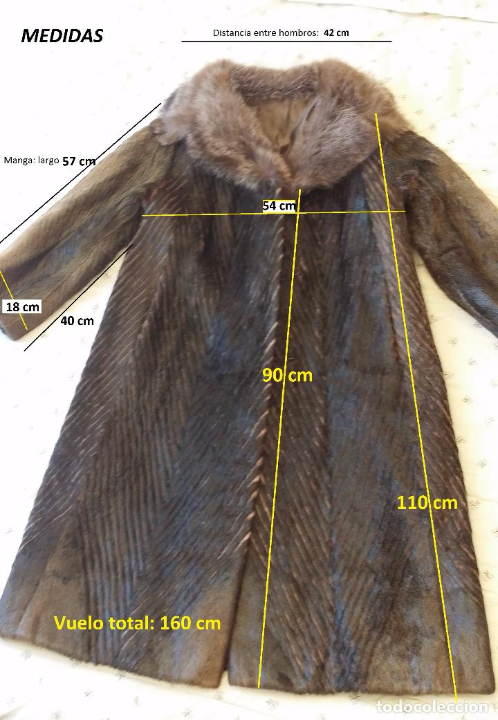 Antigüedades: Abrigo de piel natural - Foto 24 - 103674079