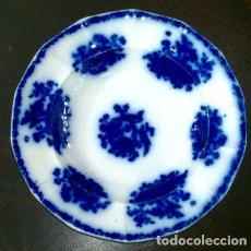 Antigüedades: 5 PLATOS SARGADELOS,AVES DEL PARAISO CORUÑA ,VIGO, LUGO,SANTIAGO,ORENSE, PONTEVEDRA,MADRID. Lote 103725751