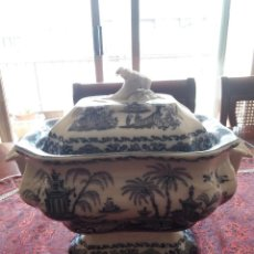 Antigüedades: SOPERA SARGADELOS ANTIGUA S.XIX. Lote 103766515