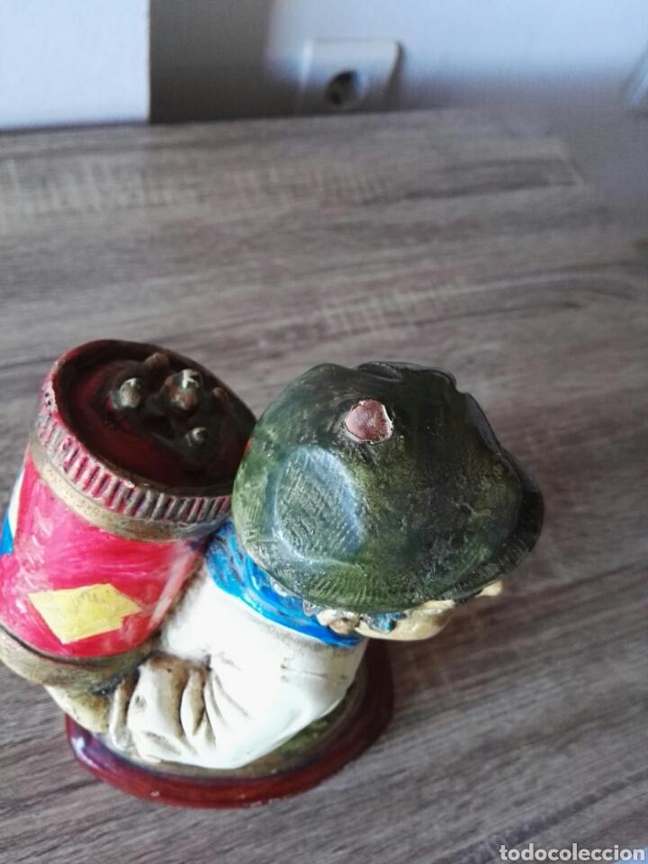 Antigüedades: Escultura figura lucavalli cerámica española - Foto 8 - 103772991