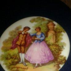 Antigüedades: ESCENA LIMOGES.. Lote 103785795