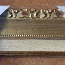 Antigüedades: MARCO A ESTRENAR PARA FORMATO 11X18 DE CHECA GALINDO. NUEVO. A ESTRENAR.. Lote 103920970