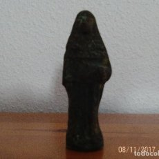 Antiques - FIGURA MUJER ROMANA EMBARAZADA - 103820875