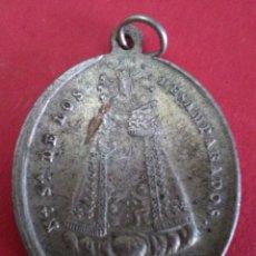 Antigüedades: ANTIGUA MEDALLA DE NTRA. SRA. DE LOS DESAMPARADOS. ASOCIACIÓN DE SRAS EN SAN ANDRÉS. VALENCIA,. Lote 103846579