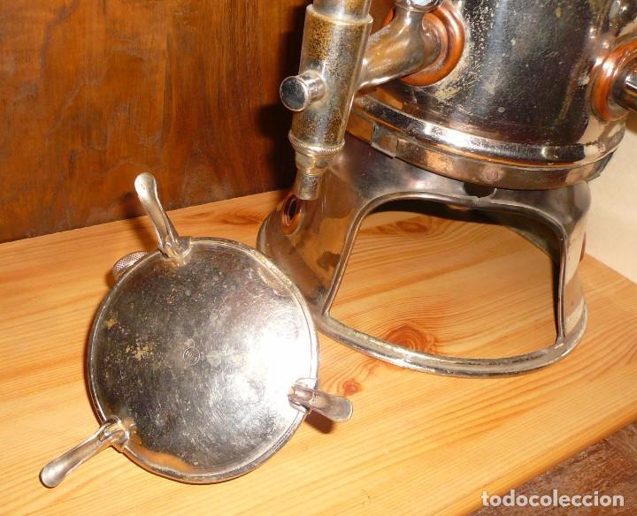Antigüedades: DISPENSADOR DE BEBIDAS CALIENTES JAMAT - Foto 6 - 103859595