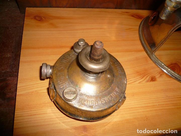 Antigüedades: DISPENSADOR DE BEBIDAS CALIENTES JAMAT - Foto 8 - 103859595