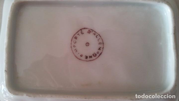 Antigüedades: Bandeja porcelana - Foto 4 - 103877919