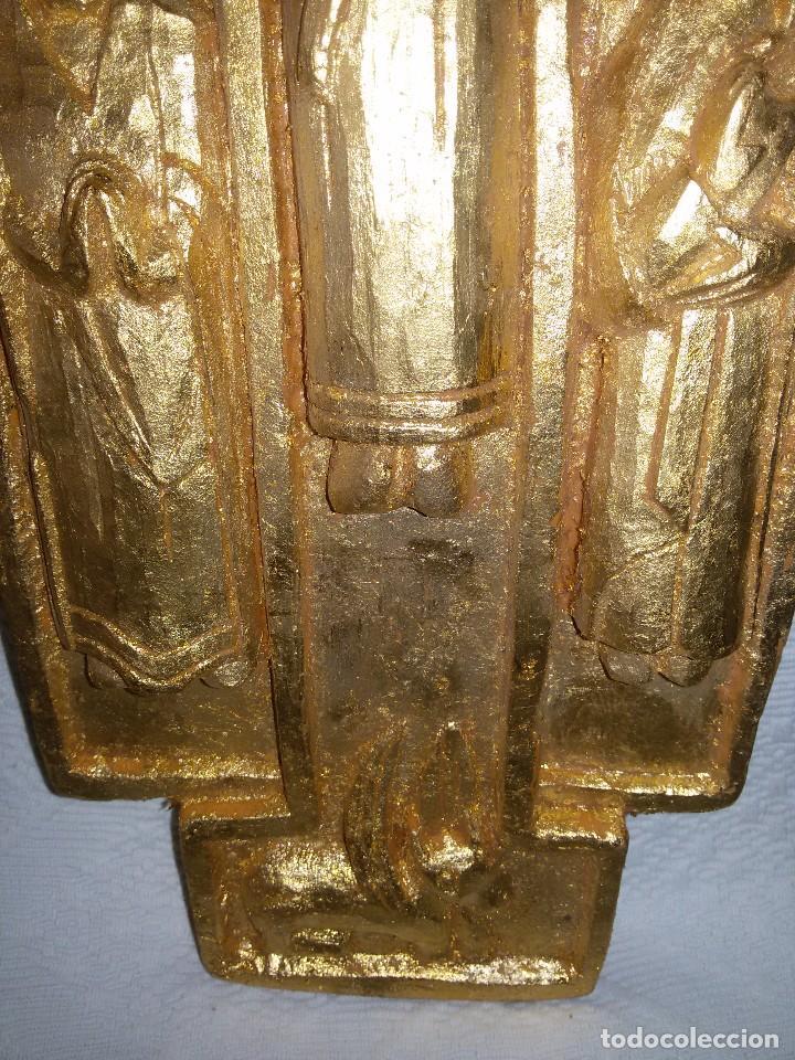 Antigüedades: CRUZ ROMÁNICA-ARTESANÍA - Foto 8 - 103888751