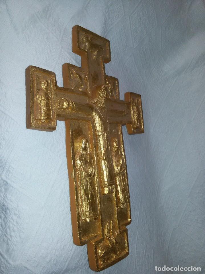 Antigüedades: CRUZ ROMÁNICA-ARTESANÍA - Foto 9 - 103888751