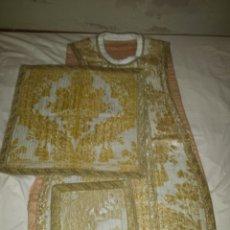 Antigüedades: CASULLA XVIII. Lote 103892567