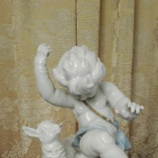 Antigüedades: FIGURA ANGEL ALGORA. Lote 103961063