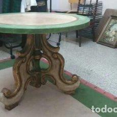 Antigüedades: MESA ANTIGUA MADERA. Lote 103989251