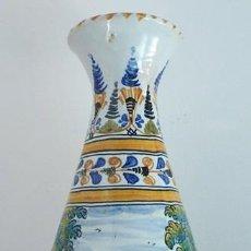 Antigüedades: JARRÓN EN CERÁMICA TALAVERA. Lote 104036555