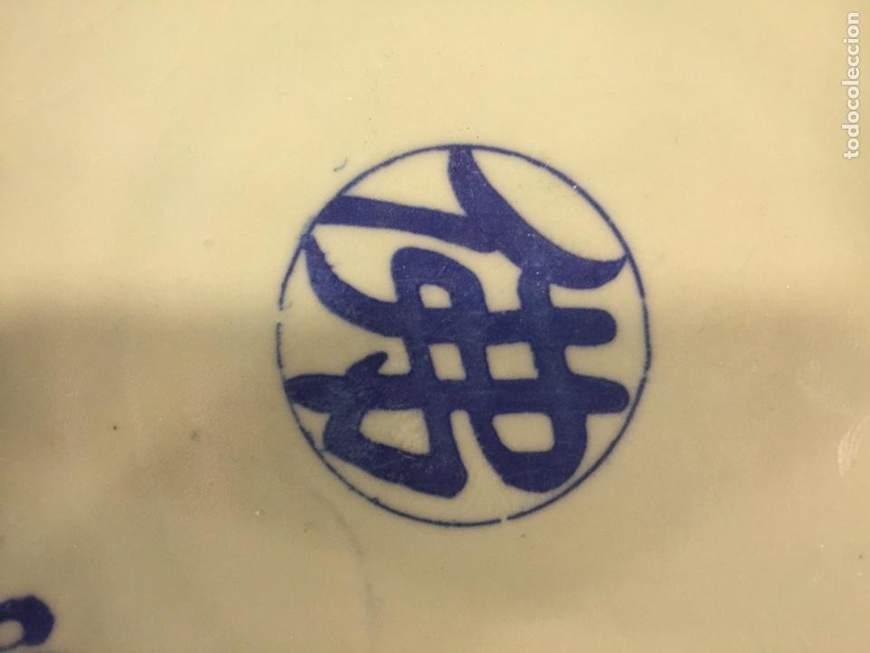Antigüedades: Pareja de cuencos de porcelana china. - Foto 11 - 104042247