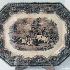 Antigüedades: FUENTE ANTIGUA DE CARTAGENA.. Lote 104051899