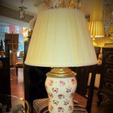 Antigüedades: PRECIOSA PAREJA DE LAMPARAS. Lote 104062255