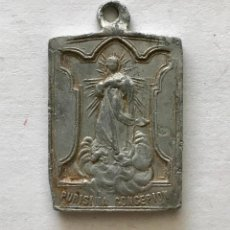 Antigüedades: MEDALLA DE LA PURÍSIMA CONCEPCIÓN. Lote 104073255