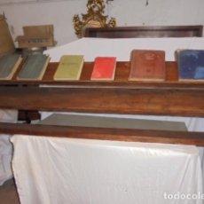 Antigüedades - EXPOSITOR DE LIBROS ANTIGUO - 104083683