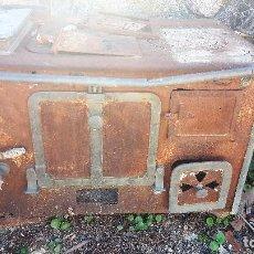 Antigüedades: COCINA ANTIGUA, PARA RESTAURAR. . Lote 104091343