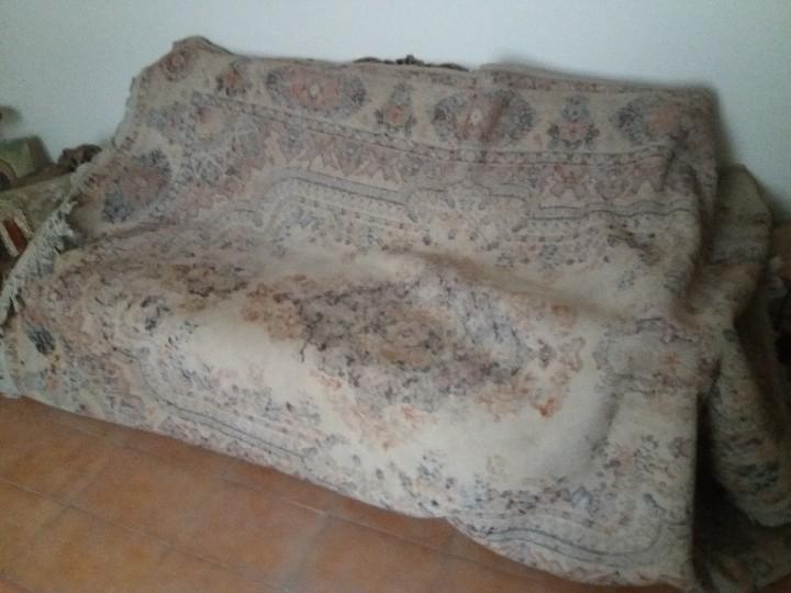Antigüedades: alfombra - Foto 2 - 60781955