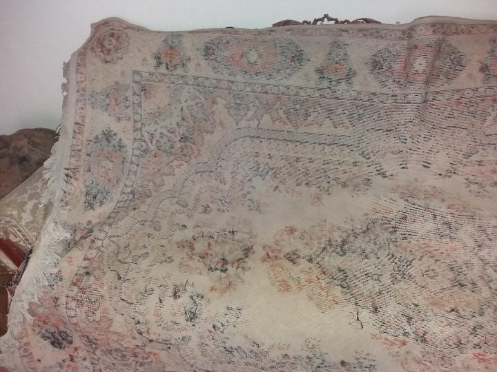 Antigüedades: alfombra - Foto 4 - 60781955