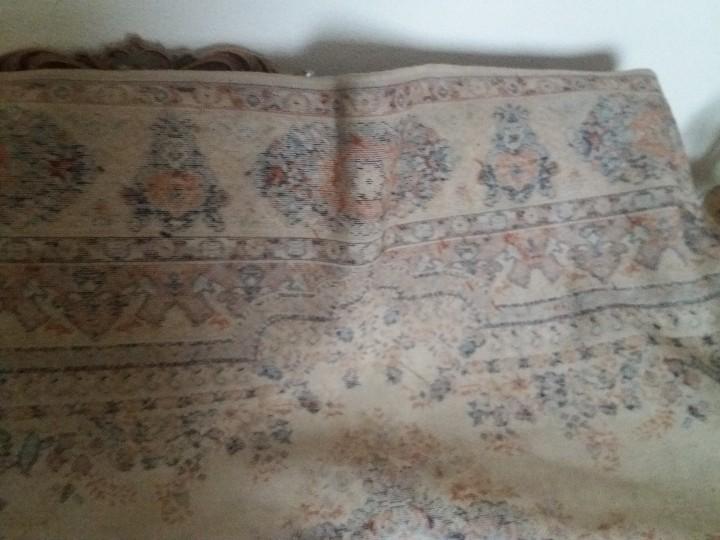 Antigüedades: alfombra - Foto 5 - 60781955