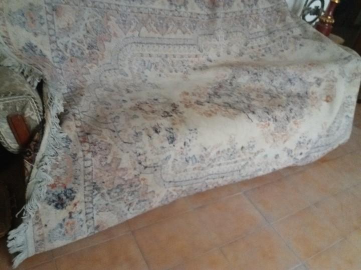 Antigüedades: alfombra - Foto 6 - 60781955