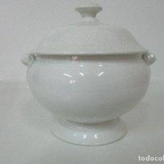 Antigüedades: ANTIGUA SOPERA CATALANA - LOZA - S. XIX. Lote 104169719