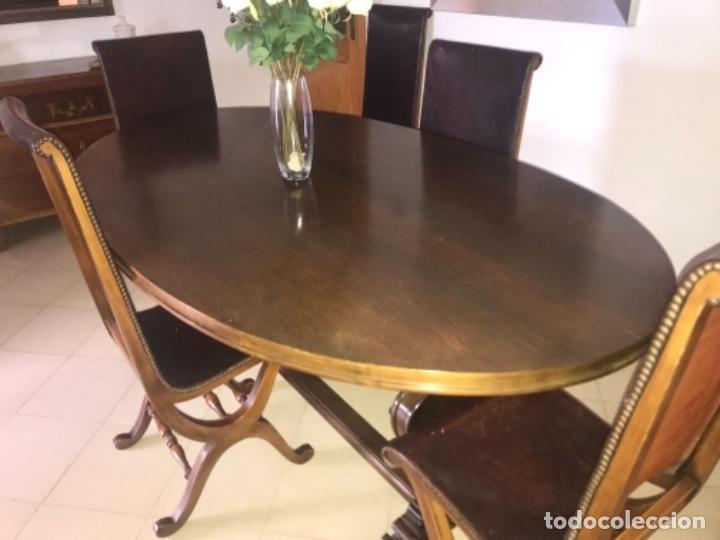 Mesa comedor valenti firmada comprar mesas antiguas en for Muebles valenti catalogo