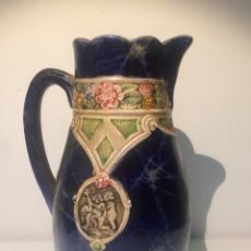 Antigüedades: JARRA DE CERÁMICA MODERNISTA, AÑOS 30.. Lote 104272188