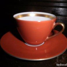Antigüedades: ANTIGUA TACITA DE CAFE BAVARIA. Lote 104310515
