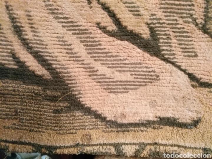 Antigüedades: PRECIOSO TAPIZ ANTIGUO - Foto 6 - 104346506