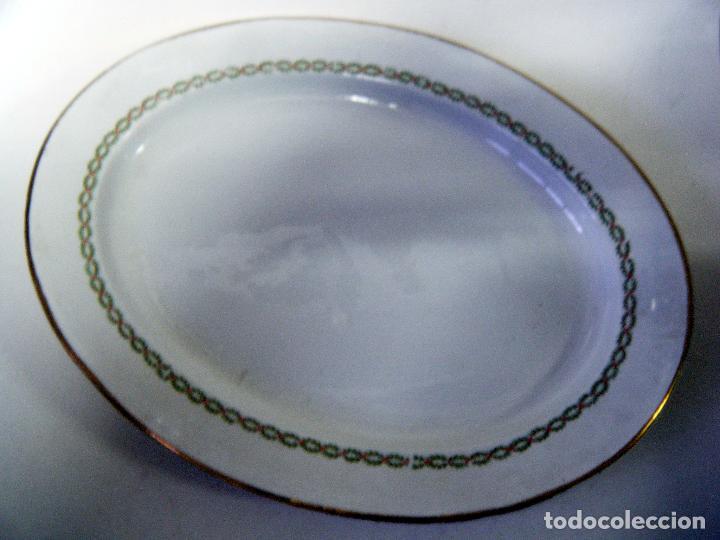 Antigüedades: SOPERA, FUENTE Y SALSERA - Foto 3 - 104372811