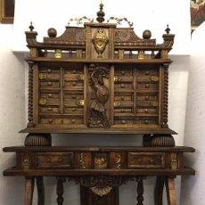 Antigüedades: BARGUEÑO CASTELLANO. Lote 104388147