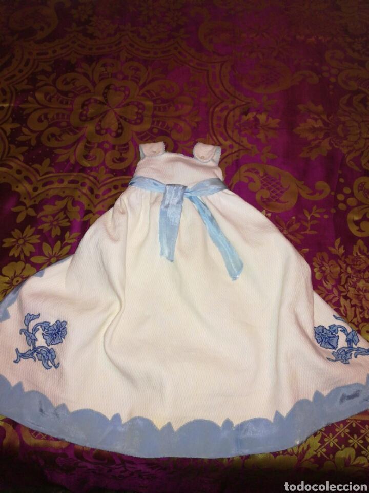 ANTIGUO FALDÓN BEBÉ (Antigüedades - Moda y Complementos - Infantil)