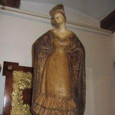 Antigüedades: ESCULTURA TERRACOTA ANTONIO PEYRO MEZQUITA. Lote 104517207