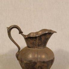 Antigüedades: JARRA PLATEADA. Lote 104567883