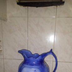Antigüedades: PRECIOSA PALANGANA SELLADA STAFFORDSHIRE. Lote 104618755