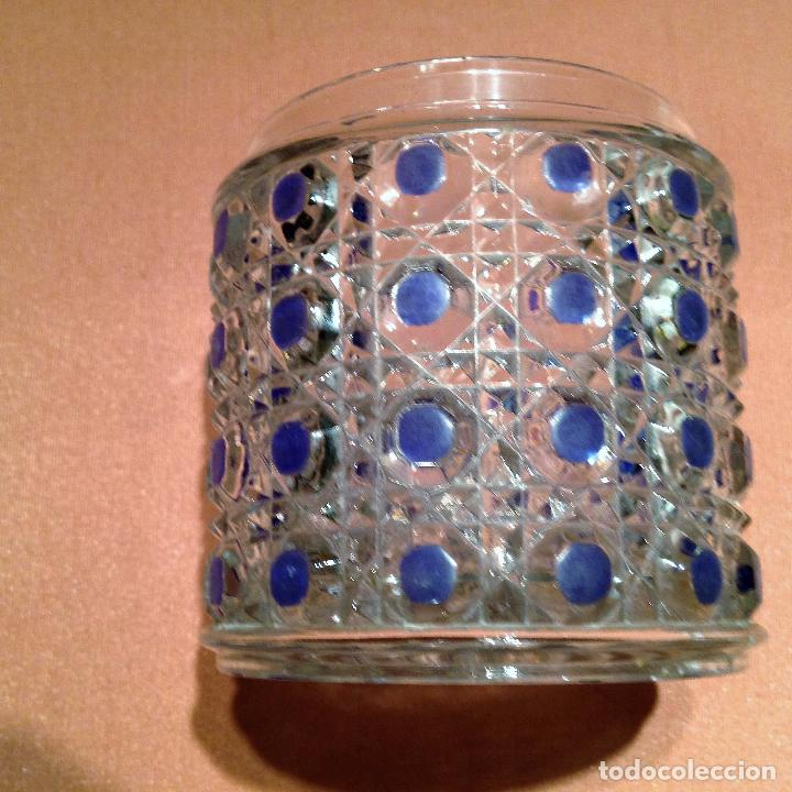 Antigüedades: Cuatro piezas de tocador de Baccarat - Foto 15 - 104649843