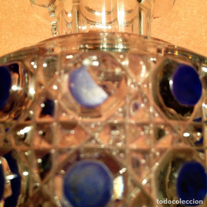 Antigüedades: Cuatro piezas de tocador de Baccarat - Foto 21 - 104649843