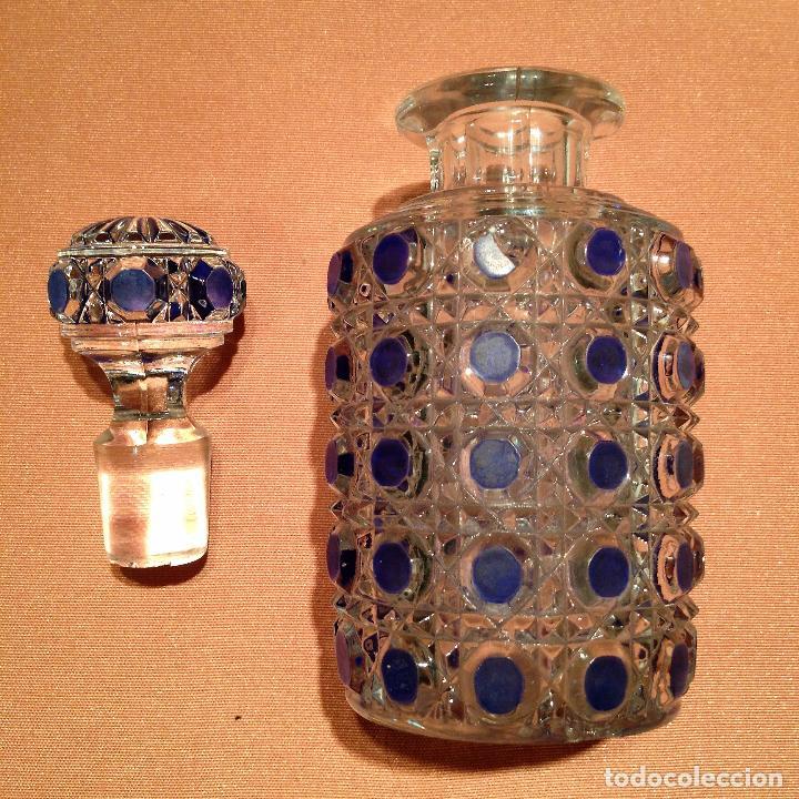 Antigüedades: Cuatro piezas de tocador de Baccarat - Foto 22 - 104649843