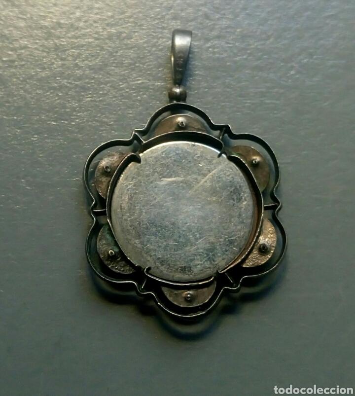 Antigüedades: Medalla religiosa antigua San jose - Foto 2 - 104656440