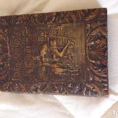 Antigüedades: CAJA DE PUROS AÑOS 70. Lote 104696835