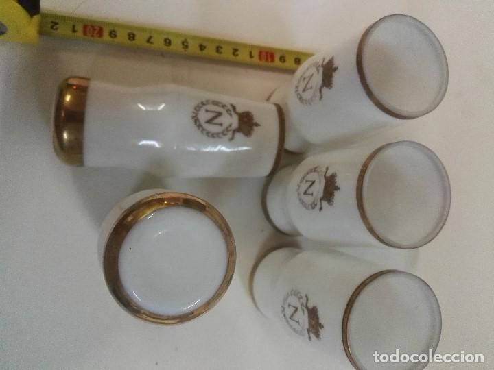 Antigüedades: Vasos del Famoso cognac Napoleón de colección - Foto 2 - 104738895